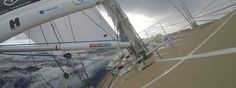 Clipper Race Leg Liverpool to Punta del Este - Day 26 Sail World, Utility Pole, Liverpool, Sailing, Cruise, Boat, Change, Profile, Sailing Ships