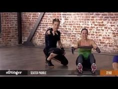 STRONGER Month 2 Strength Workout: STEEL