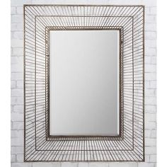 Olden Gold Mirror 107 x 81cm