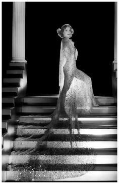 Joan Crawford Photo George Hurrell 1933