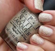 OPI My Favorite Ornament -also my new favorite...makes a great statement nail :)