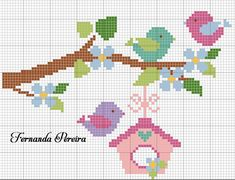 Children, Love Of God, Owls, Cross Stitch Embroidery, Young Children, Boys, Kids, Child, Kids Part
