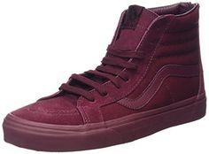 b7e06b003d Vans Unisex SK8-Hi Reissue Zip Sneaker Vans Sk8 Hi Reissue