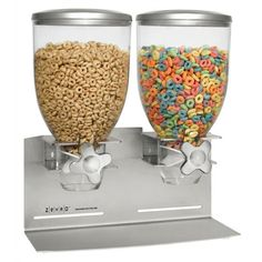 I pinned this Stainless Steel Double Dispenser Designer Edition from the Zevro event at Joss and Main! Dispenser Cereal, Beverage Dispenser, Catering, Best Cereal, Food Porn, Kitchenware, Tableware, Serveware, Foodblogger