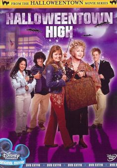 This is the third movie in the Halloweentown series made especially for the Disney Channel, and since Marnie Piper opened the portal in Halloween II: Kalabar's Revenge.  In this story, now that the people of Halloweentown have the option not to take the bus to the mortal world only on Halloween...