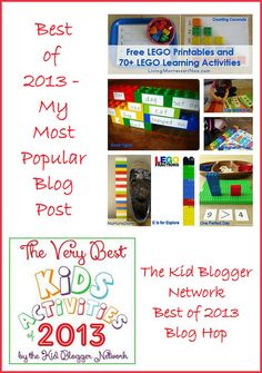My Most Popular Post of 2013 (featuring LEGOs)
