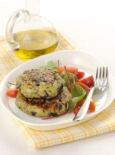 Scopri su Sale&Pepe la gustosa ricetta dell'hamburger di melanzane, un secondo piatto a base di verdure facile e veloce da preparare.