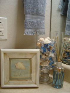Toilets surf and beach theme bathroom on pinterest for Bathroom decor quiz