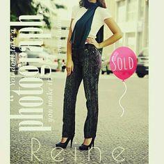 Sold Out    Reine    +962 798 070 931 +962 6 585 6272  #Reine #BeReine #ReineWorld #LoveReine  #ReineJO #InstaReine #InstaFashion #Fashion #Fashionista #FashionForAll #LoveFashion #FashionSymphony #Amman #BeAmman #Jordan #LoveJordan #ReineWonderland #Pants #LayaliCollection #Reine2014