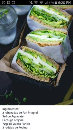 The Bojon Gourmet: Green Goddess Sandwiches vegetarian recipes healthy vegan recipe Think Food, I Love Food, Food For Thought, Good Food, Yummy Food, Vegetarian Recipes, Cooking Recipes, Healthy Recipes, Lunch Recipes
