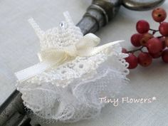 タティングレースのこと|Tiny Flowers* にゃんことてしごと ~猫とタティングレース~-3ページ目