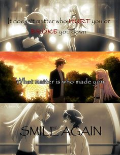 Anime: Plastic Memories #animequtoes #quotes