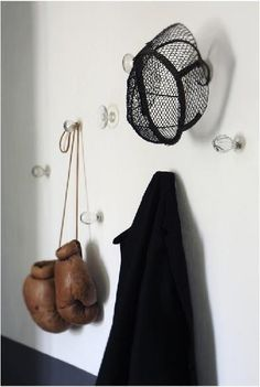 This is one of the most genius things I've seen online for small spaces. Mentally I've just revamped my entranceway.