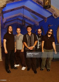 Queensryche during Queensryche Exclusive Photo Session With New Guitarist -2003 Los Angeles at Private Photo Studio in Los Angeles, CA.