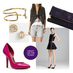 Pin by top shelf clothing on topshelfclothing pinterest night on the town five days five looks styled by blueprint for malvernweather Choice Image