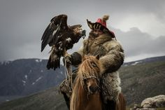 The Eagle Hunter II by Lisa Vaz on 500px