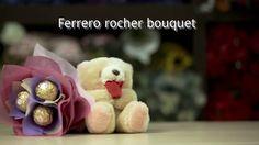 bouquet boneka valentine