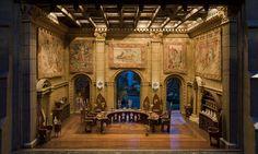 mail online inside the $7 million dollhouse | Inside the '$7million' doll house built by a silent era Hollywood film ...