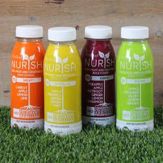 Nurish Juices were created to nourish your body. Pure raw juices with nutrient-dense whole-food fruit and vegetable ingredients stacked with vitamins for your cells to function optimally. Escape the damaging spiral effect that refined sugars, processed foods and preservatives have on your body.