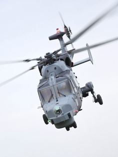 The first Wildcat Attack Helicopter to be delivered to the Royal Navy has successfully taken its first flight at Yeovil in Somerset, the MoD announced today (Monday). Pictures show the new helicopter's maiden flight.