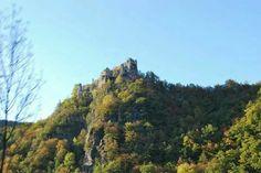 Slovakia Strecno Castle