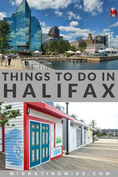 Things to Do in Halifax, Nova Scotia - Looking for somewhere unique to travel in Canada? Why not try Halifax in Nova Scotia! Here's a list of the best things to do in Halifax, what you can expect from your visit, where to stay, etc. Places To Travel, Travel Destinations, Places To Visit, Travel Tips, Travel Goals, Quebec, Montreal, Vancouver, East Coast Canada