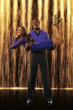 Jacoby Jones & Karina Smirnoff  Season 16