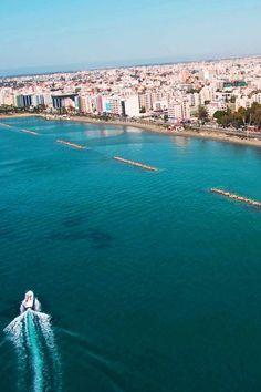 Limassol Seafront, Cyprus