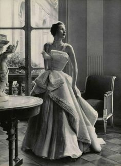 Christian Dior, Spring 1949 Couture