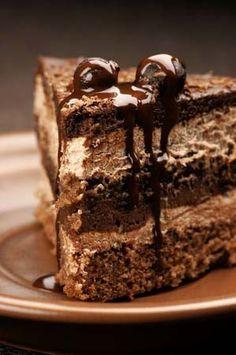 Gluten Free Chocolate Tiramisu Cake...