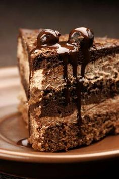 Gluten Free Chocolate Tiramisu Cake