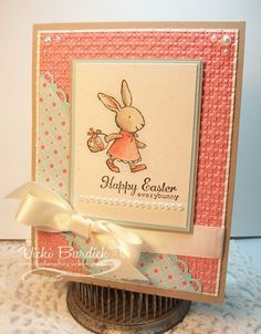 SC369....Happy Easter Everybunny by justcrazy - Cards and Paper Crafts at Splitcoaststampers