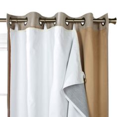 Ultimate Blackout Curtain Panel Liner  found at @JCPenney