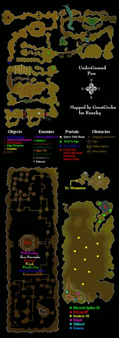 Monastery of Ascension Fandom - new osrs world map in game
