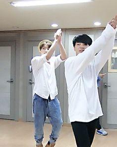 JIMIN and JUNG KOOK dancing Coming of Age..
