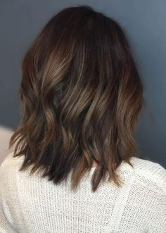 hairstyle to try now - the shattered lob