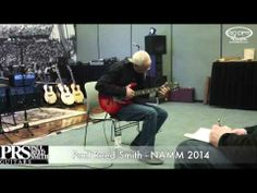 Paul Reed Smith talks quality at NAMM 2014 #prs #guitars #music