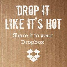 Dropbox!.