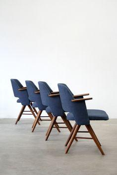 Dinner Chairs, Industrial Office Design, Loft Ideas, Rocking Chair, Chair Design, Vintage Designs, Dutch, Interior Design, Architecture