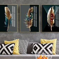 Luxury golden lines art Elk and butterfly set of 3 wall art   Etsy Large Art Prints, Modern Art Prints, Wrapping Paper Design, Create Canvas, Wood Print, Printable Wall Art, Line Art, Elk, Artwork