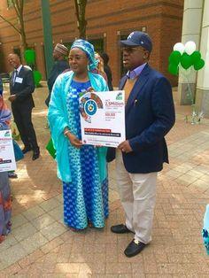 Aisha Buhari At George Mason University, USA For A Round Table Meeting (photos) - Politics - Nigeria
