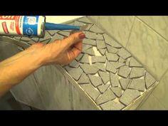 Decorando el baño Loza para lavamanos - YouTube