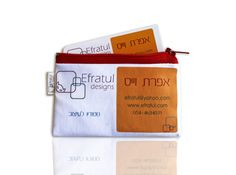 Customized Business card holder designed as your by efratul