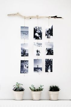 Print All Those Pictures On Your Phone - You always say you're going to get around to it—here's your chance. Print your favorite photos and organize them in an album or create a fun wall hanging to display them.