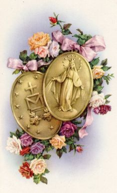 Catherine Laboure and the Miraculous Medal
