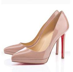 Pump - Pink High Heels Pointed Toe Platform Pumps - $109.99 (101.99 euros) @shoesofexception #sexy #stiletto #pumps