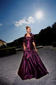 Purple dresssss