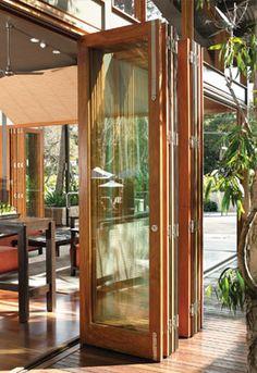 New At Lincoln: Fold-A-Way Patio Door | Lincoln Windows & Patio Doors