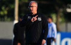 Dorival admite mudar esquema do Santos, mas pede tempo para entrosar  http://santosfutebolarte.omb10.com/SantosFutebolArte