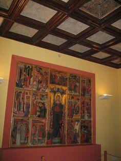 Fira de Tots Sants - Palau Comtal ¿Jalogüín? ¡No! ~ Fira de Tots Sants de #Cocentaina! http://www.unpaseoentrelasnubes.com/2014/10/Fira-de-Tots-Sants-Cocentaina.html